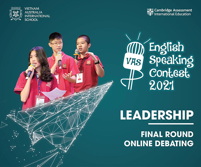 Hơn 90 nhà hùng biện nhí cùng tranh tài tại vòng chung kết cuộc thi Hùng Biện Tiếng Anh 2021