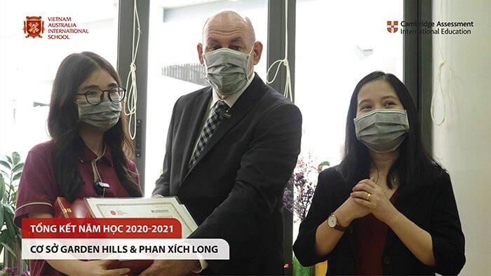 Khó khăn sinh ra để thử thách nghị lực con người – Cơ sở Garden Hills & Phan Xích Long
