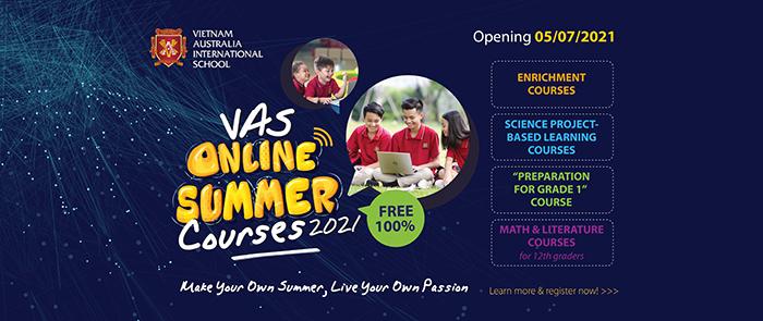 Summer Programme 2021 - E-Leaflet