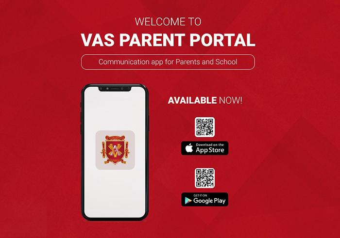 Vas officially launches Parent Portal app