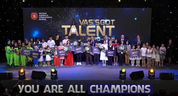VAS's Got Talent 2020-2021 – Vòng Chung kết