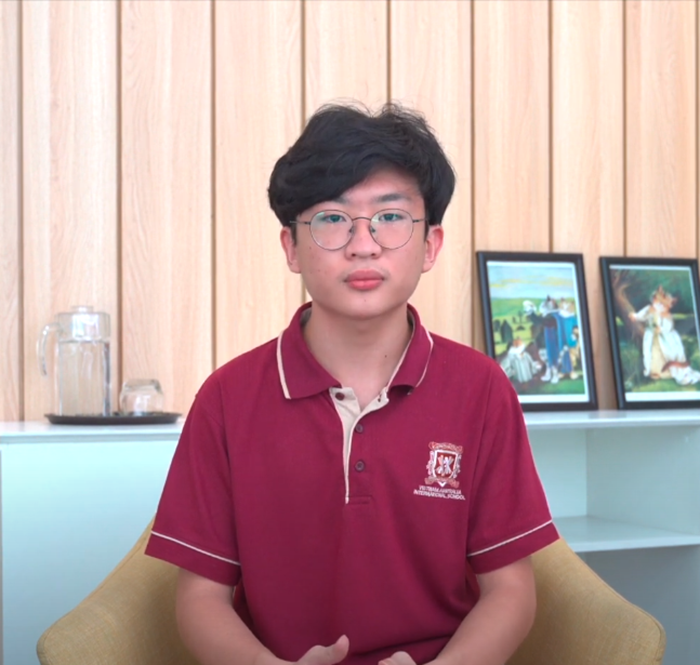 Đừng bao giờ từ bỏ giấc mơ của mình – Chung Nguyễn Huỳnh Khang