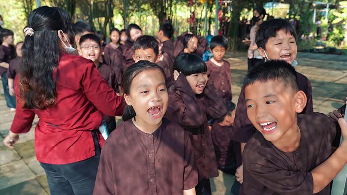 Dã ngoại thực hành VAS 2020-2021 – Happy Farm – Khối Tiểu học