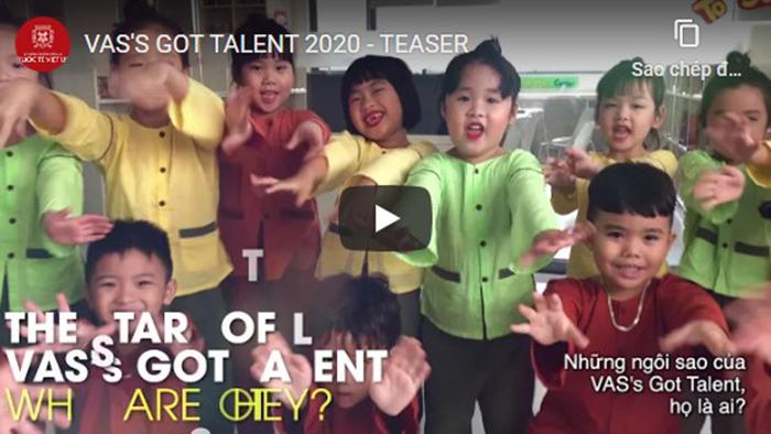[Teaser] VAS's Got Talent 2020 – Vòng Chung kết