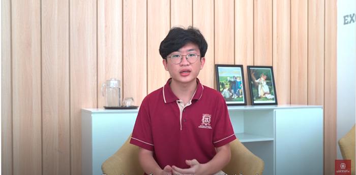 Hãy tin tưởng vào bản thân và theo đuổi giấc mơ của mình – Chung Nguyễn Huỳnh Khang
